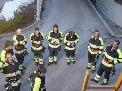 Feuerwehr Lötschental - Tag der offenen Tür