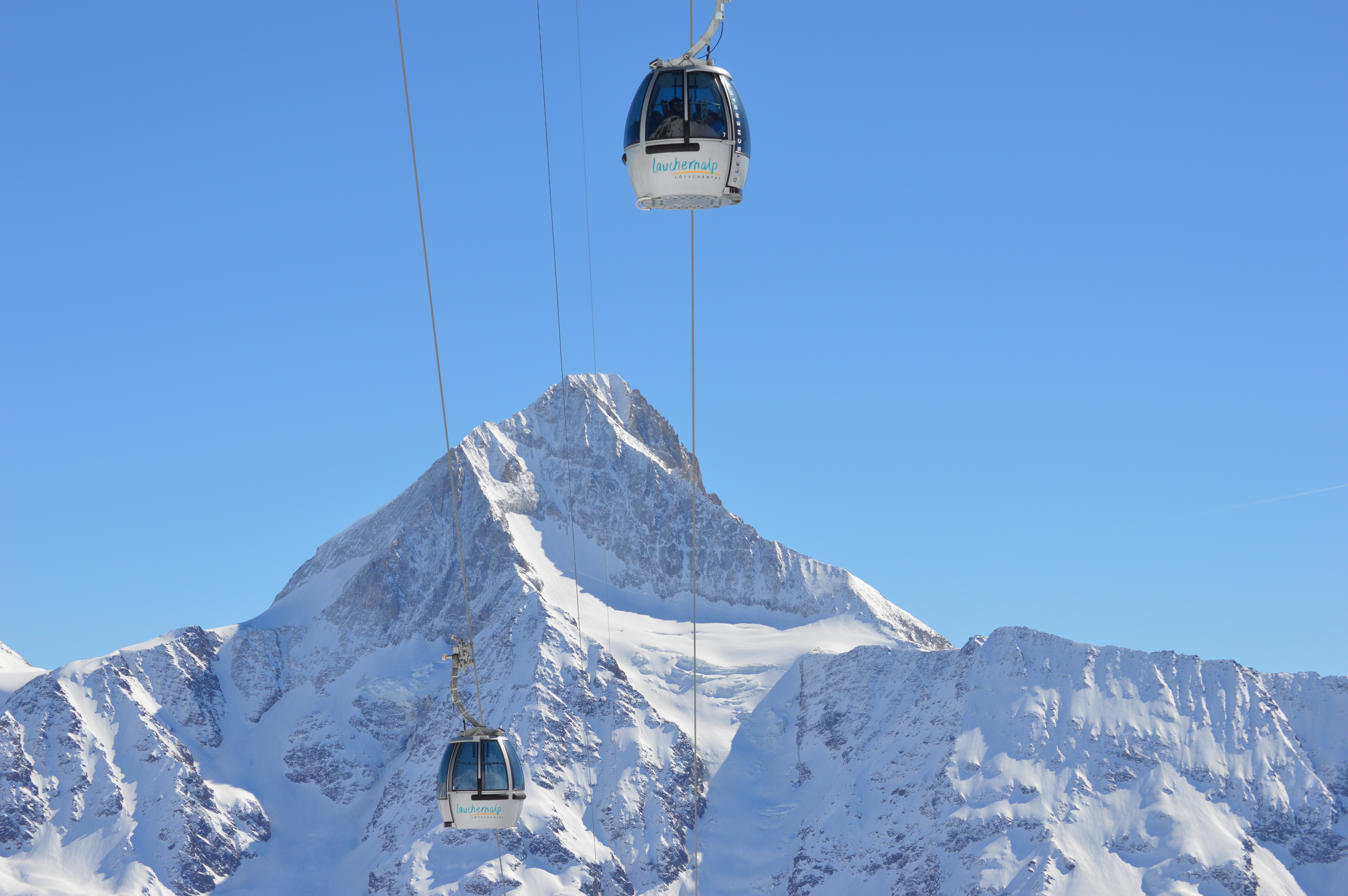 Saisoneröffnung Lauchernalp Bergbahnen