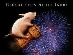 Neujahrsgl�hwein und Punsch