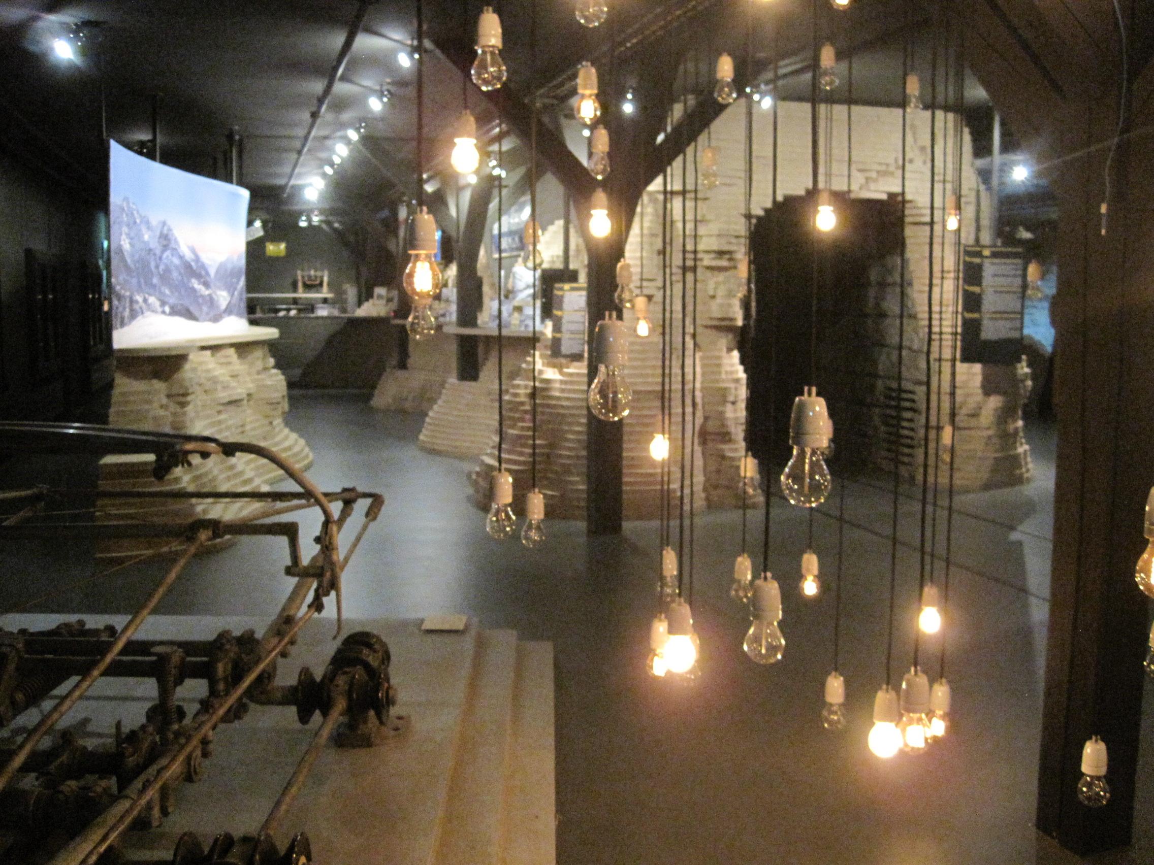 1000 Tage Bahnmuseum Albula Berg�n