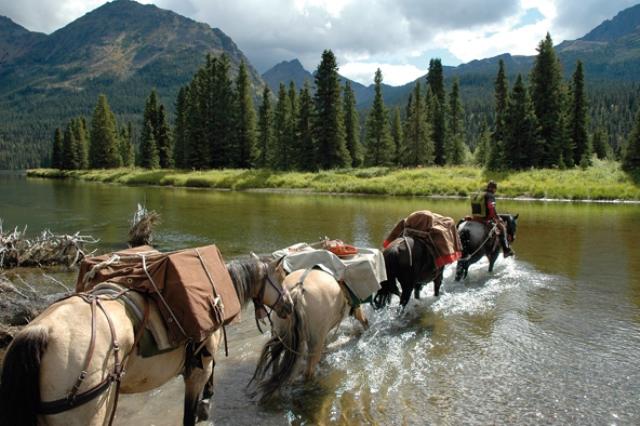 Familie Blum - Kanada - Leben in der Wildnis