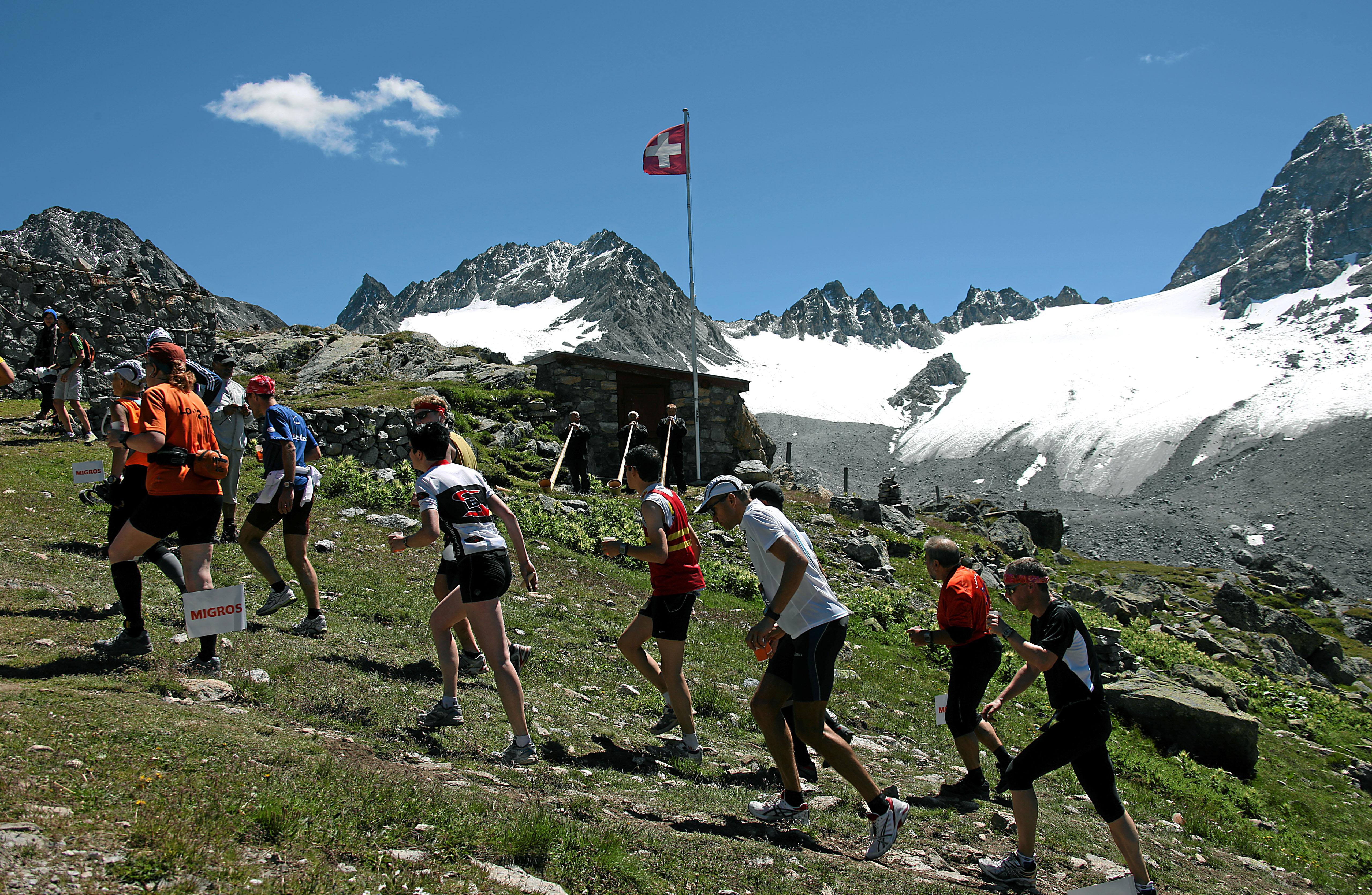 30 Jahre Swissalpine Marathon Davos