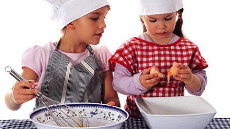 Kochkurs f�r Kinder