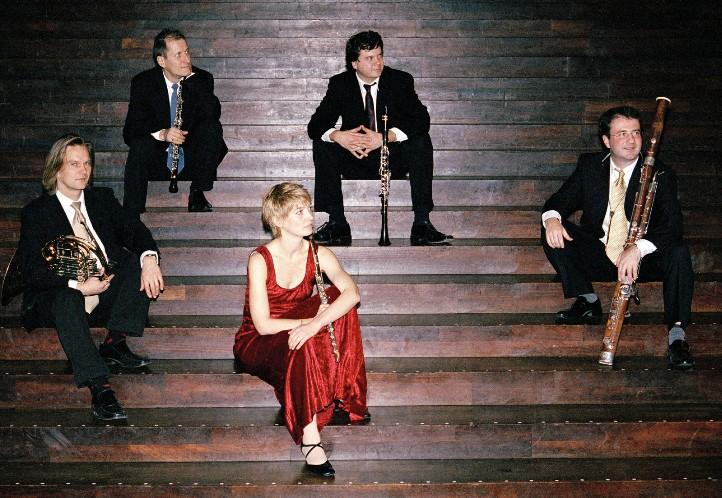 Berg�ner Abendmusik - Arion Quintett