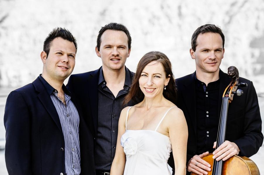 Berg�ner Abendmusik - Casal Quartett