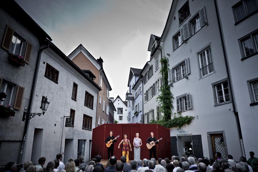 Origen Festival Commedia - L'Arca