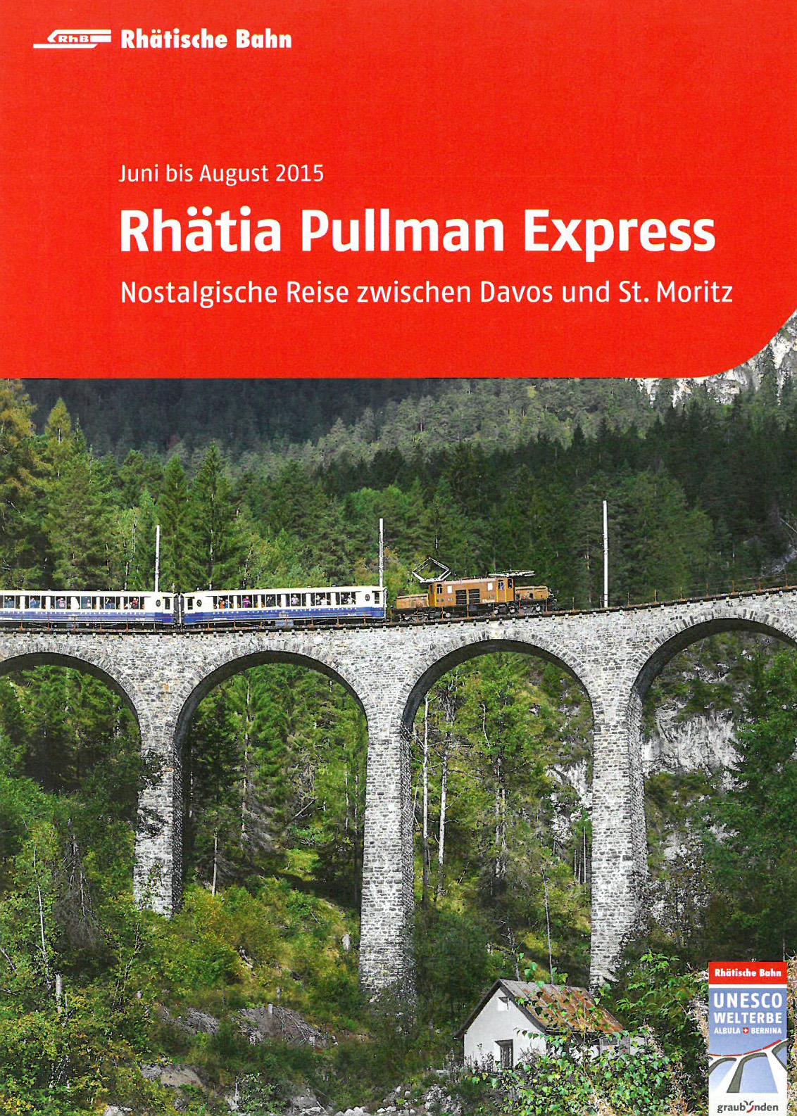 Rh�tia Pullman Express