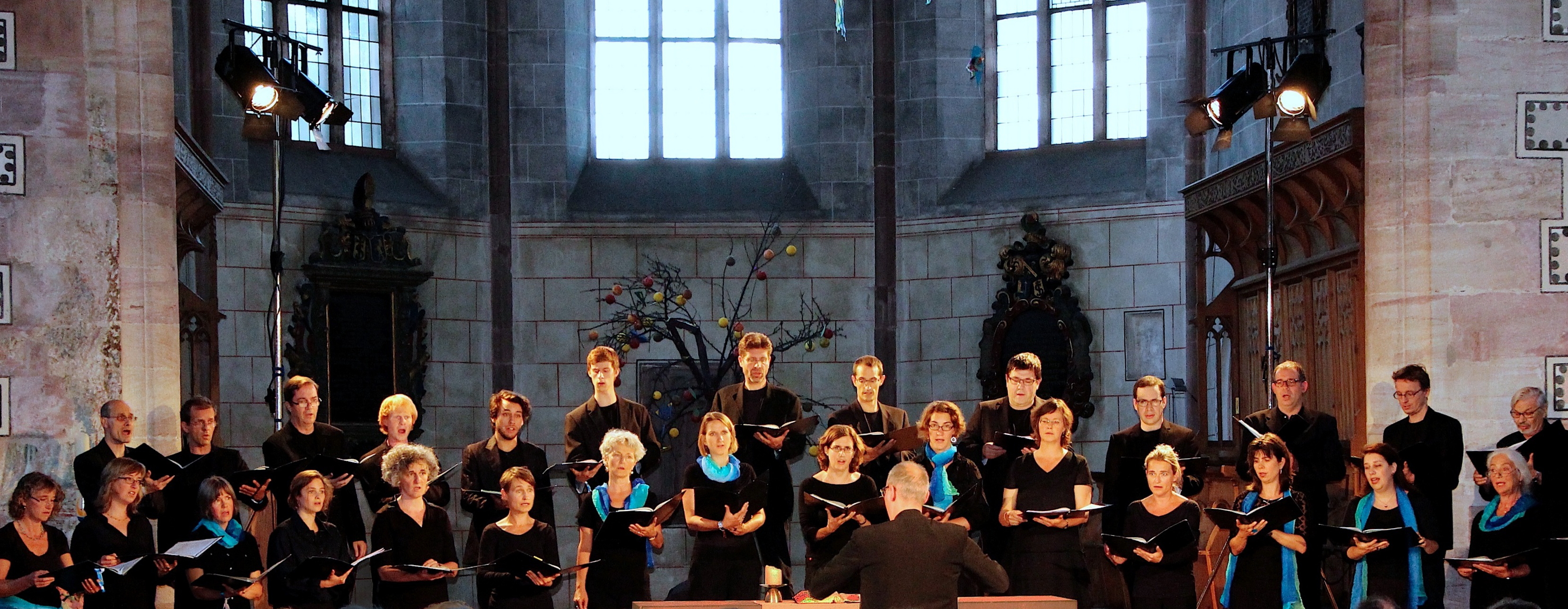 Konzert Kammerchor Notabene Basel - Mendelssohn und Sch�tz