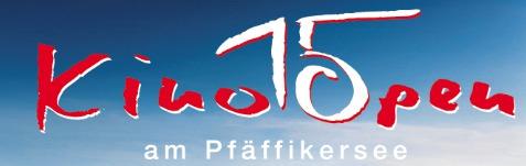 Kino Open in Pfäffikon (Pfäffikersee)