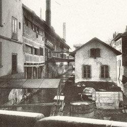 Gewerbe einst und heute - Stadtführung