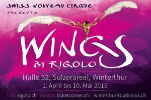 Wings by Rigolo