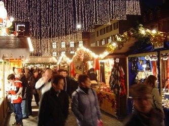Winterthurer Weihnachtsmarkt