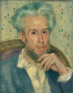 Victor Chocquet -Freund und Sammler der Impressionisten