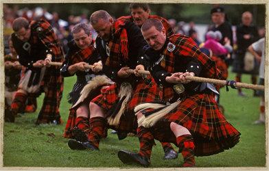 2. Highland Games in Einsiedeln