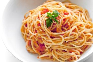 Spaghettiplausch des Frauenvereins.