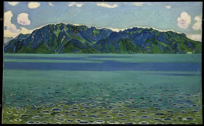 HODLER ANKER GIACOMETTI -Meisterwerke der Sammlung Christoph Blocher