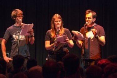 Wald slamt Poetry: Poetry Slam i de Beiz!