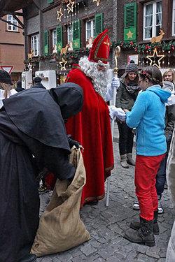 Erlebnis-Weihnachtsmarkt.
