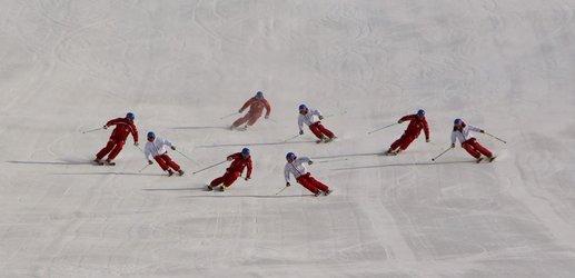 53. Bernisches Skischulen- & Schneesportlehrertreffen Lenk