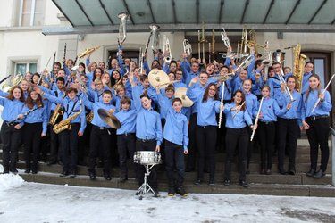 Jahreskonzert der Jugendmusik Einsiedeln