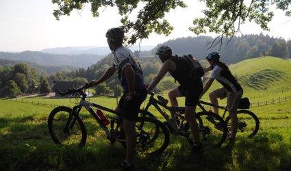 Biketour mittleres Tösstal